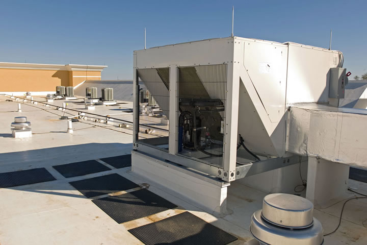 Commercial HVAC services in Pensacola, FL